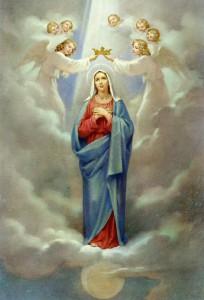 5 Coronación de la Virgen